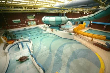 Leisure Pool Larkfield